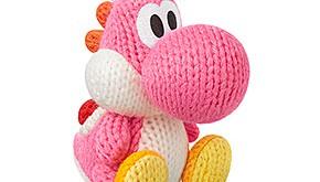 Pink Yarn Yoshi