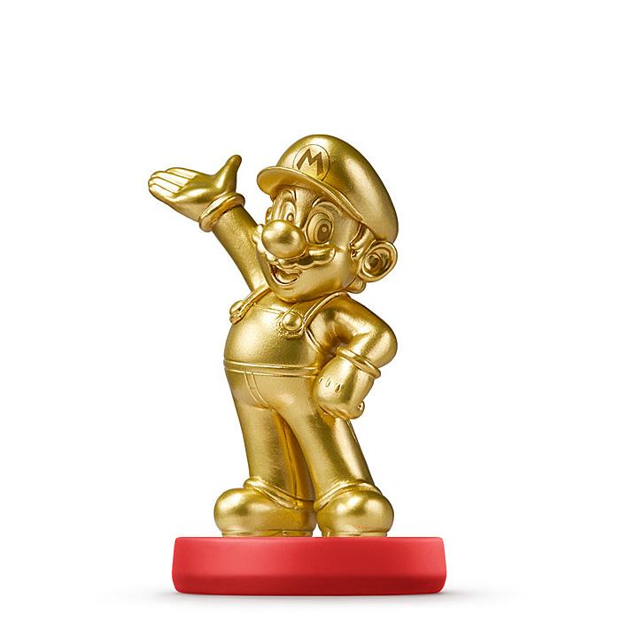 Mario - Gold Edition