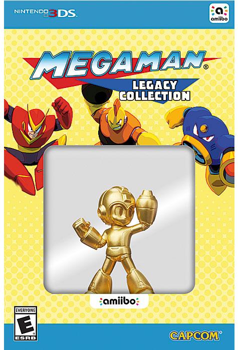 Mega Man - Gold Edition