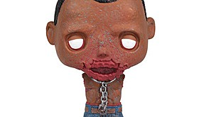 The Walking Dead - Michonne's pet 1