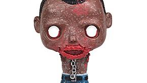 The Walking Dead - Michonne's pet 2