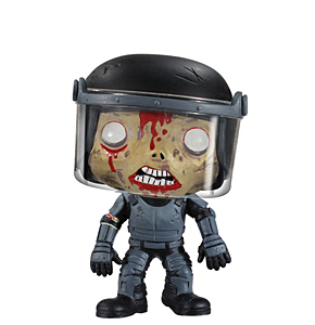 The Walking Dead - Prison Guard Walker