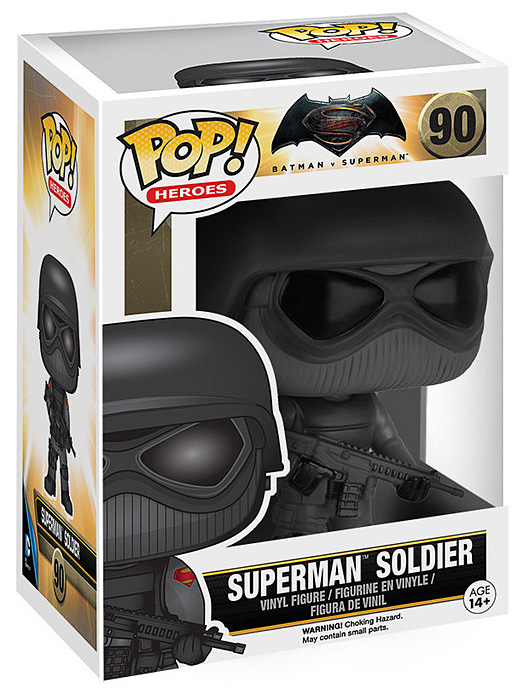 Superman Soldier