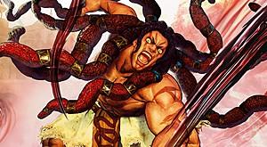 Street Fighter V - Necalli