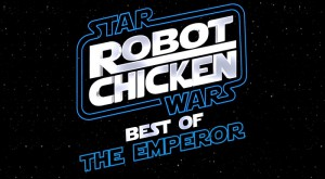 The Emperor - Robot Chicken: Star Wars
