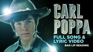 CARL POPPA - Lyric Video