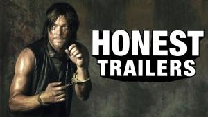 Honest Trailers - The Walking Dead - Seasons 4-6