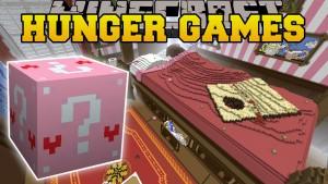Minecraft - ALICE IN WONDERLAND HUNGER GAMES