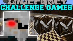 Minecraft - COLD KNIGHT CHALLENGE GAMES