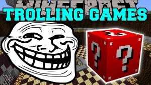 Minecraft - EGYPTIAN TROLLING GAMES