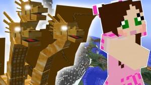 Minecraft - THREE HEADED DRAGON OF DOOM MISSION!