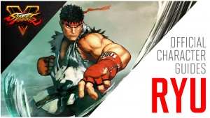 SFV - Ryu Official Character Guide