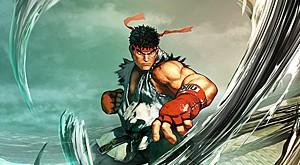 Street Fighter V - Ryu