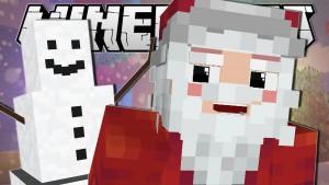 Minecraft - SANTA SAYS - Brand New Minigame
