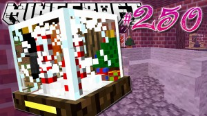 Minecraft - TO THE CHRISTMAS KRINGLE!! - Diamond Dimensions Modded Survival #250