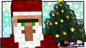 Minecraft - TRAYAURUS' CHRISTMAS COUNTDOWN #1